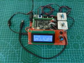 Mainboard Test Bed (MKS/SKR)