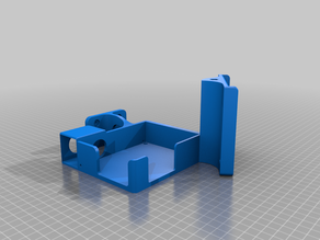 EASY PRINT SKR 1.3 mount with LCD12864 mount