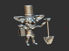 Goblin undertaker