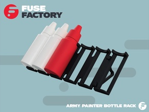 Army Painter bottle rack