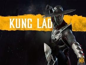 Mortal Kombat 11 Kung Lao Original Blade Hat