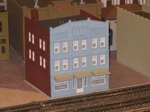 HO Scale Main Street Three