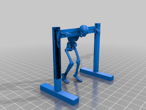 Skeleton in stocks