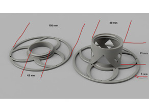 Filament spool for greg