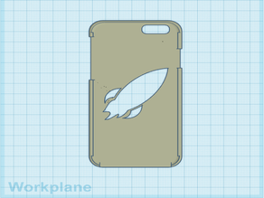 Astroprint iPhone 6/6s Case
