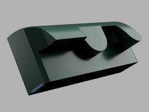 Reptile S800 Sky Shadow - Nose Block