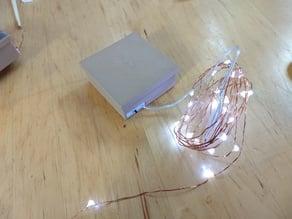 LED Light String Battery Box