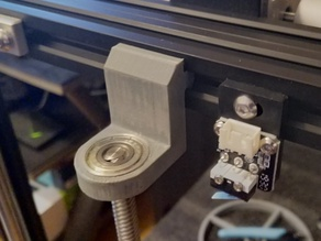 Ender 5 Leadscrew Stabilizer (With Bearing)