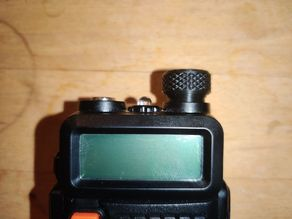 Baofeng UV-5R Volume Knob