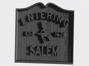 Salem Township Sign
