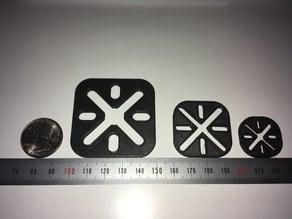 Universal Mounting Plates