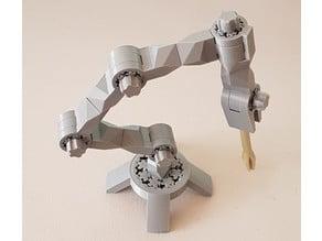 Modular Toy Robot Arm