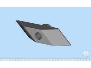 Autolocking M3 nut for 2020 profiles