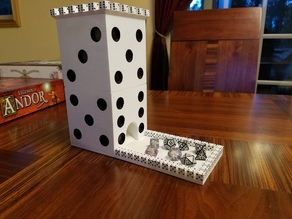 Dice Dice Tower - aka Dice Dice Baby