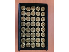 .223/5.56 Ammo Box - 40RND (Fits 50 cal ammo can)