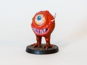 Eye monster 28mm