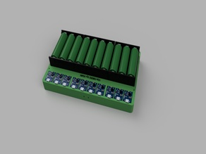 10X 18650 V2 BATTERY CHARGER WITH TP4056 AND 18650-PC8&6