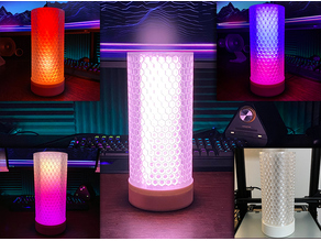 Chromalux Neopixel Lamp