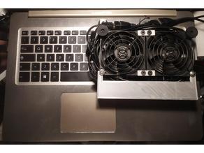 Gaming Laptop Cooling Fan - Hinge