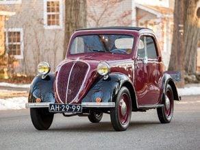 Simca 5/Fiat 500 A Topolino 1938