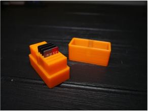 Micro SD Card Holder