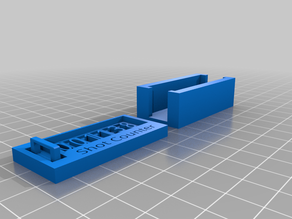 E11 - blaster counter greeble box addon