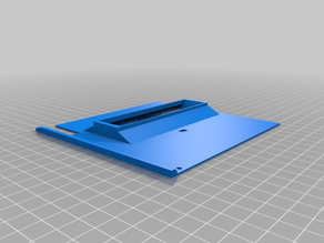 Lid for SKR 1.3 (Ender 3 all in one, universal rear electronics case)
