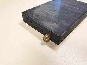 HackRF One Case v2.0