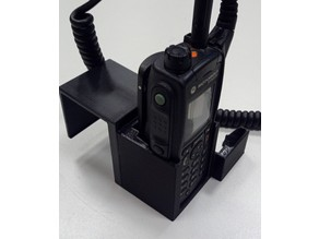 Motorola MTP850 Car Cradle