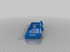 MK3S Prusa Super Cover Remix for Nextion 3.5 Screen