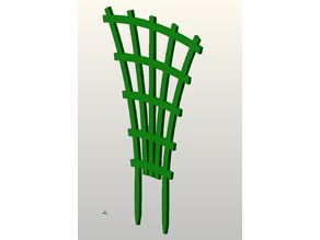 Trellis for Potted Plants