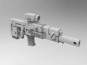 Plasma Bolt Rifle - Space Communists