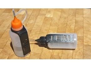 Oil & Leim Label für 30ml Fläschchen