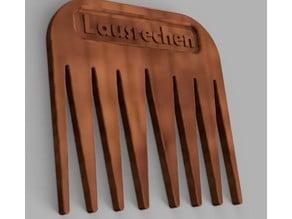 "Comb ""Lausrechen"""