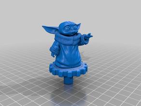 Ender 3 Extruder Knob - Baby Yoda