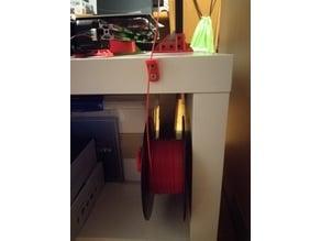 Wall Spool Filament Holder