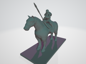 Orc Cavalry (See Description!) - Spear