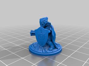 Gnome Cleric