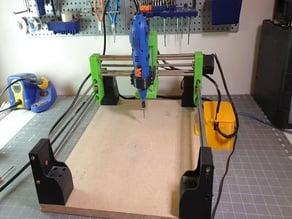 DIY  CNC & Laser 3D print / سي ان سي و حفر بالليزر