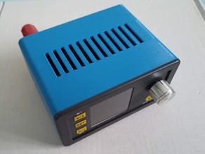 Case for Programmable Power Supply