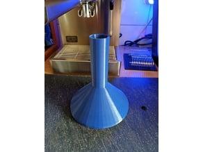 Water Funnel for LELIT Espresso machines VICTORIA / GRACE / ANNA