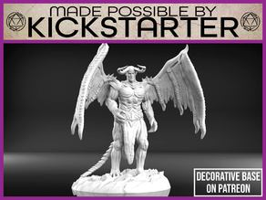 Winged Demon - Tabletop Miniature