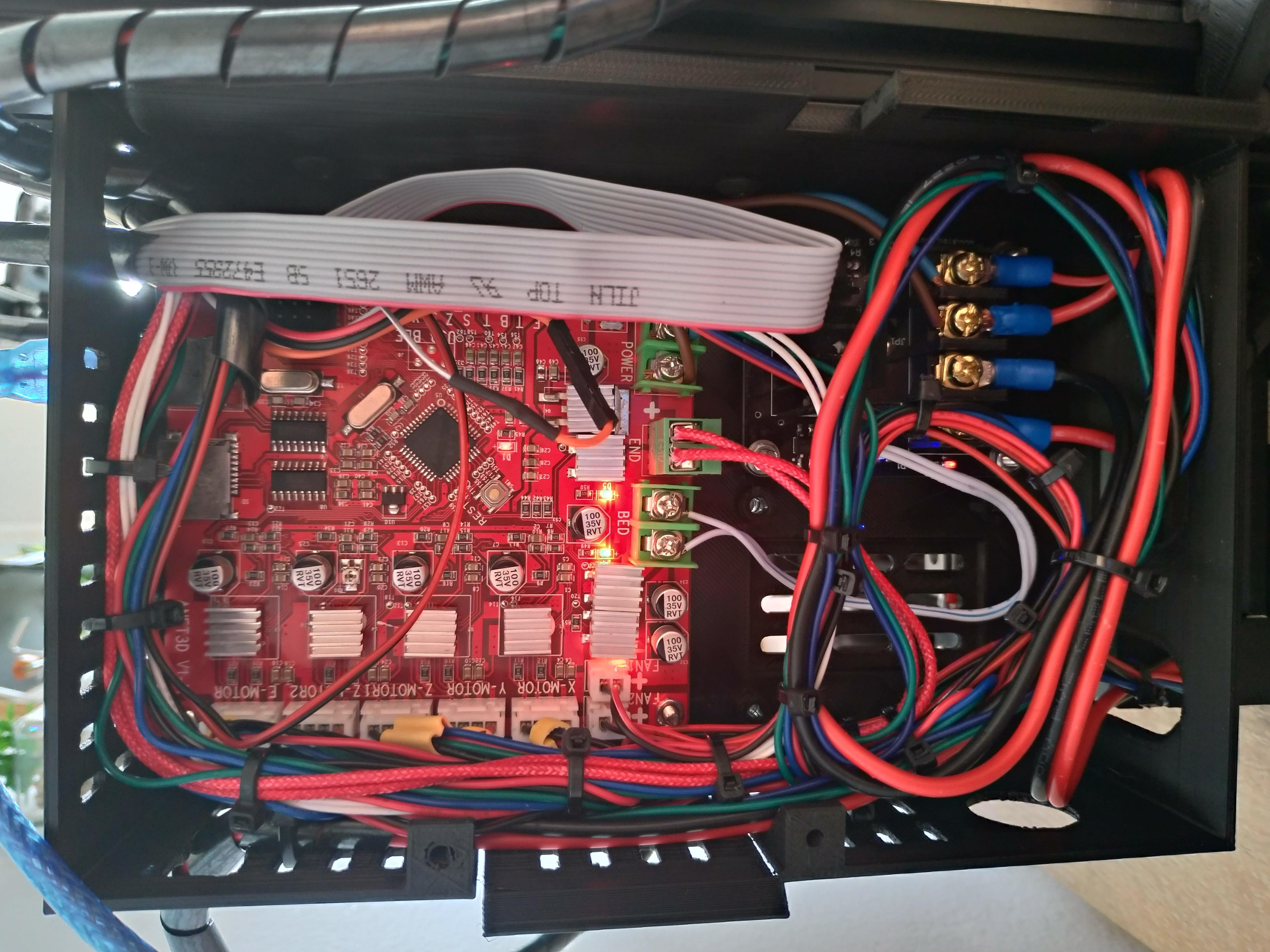 Anet A8 Board Pinout