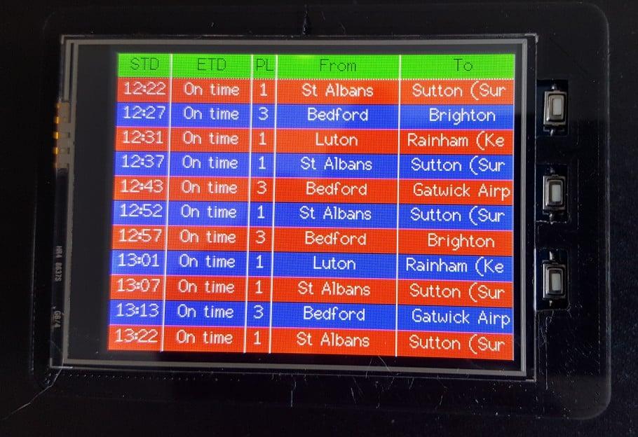 LCD Enclosure 320x240