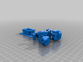 Airtripper extruder for A8