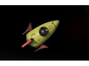 Foguete/ Rocket Ship