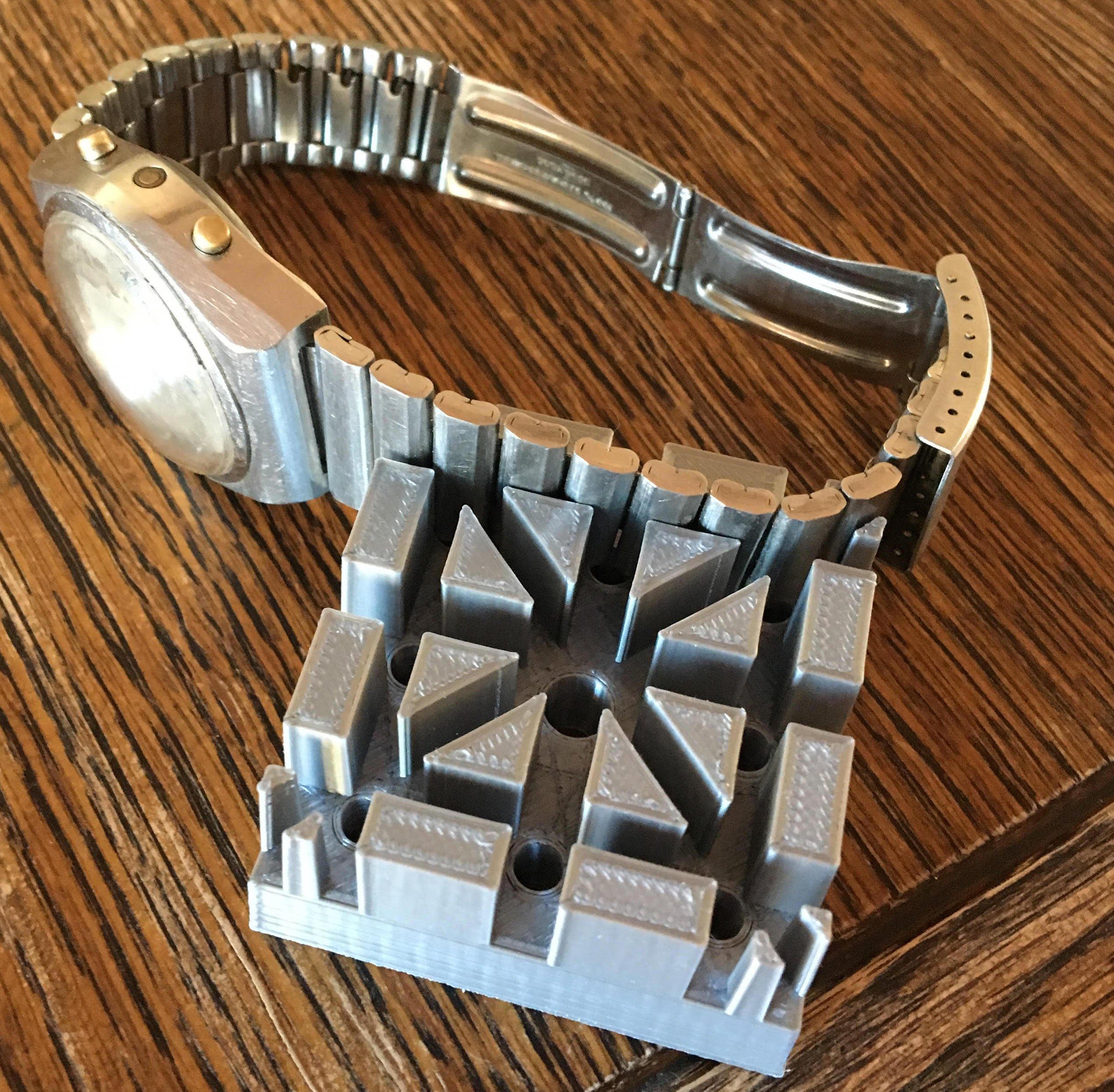 Watch Bracelet Holder, Watch Repair Tool