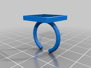 Ring of Lego Holding 2x2