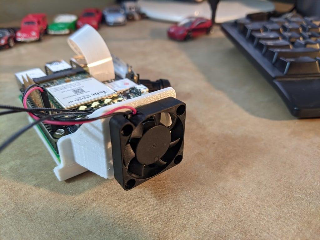 RPI 30mm fan side mount
