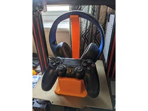 PS4 Headset and Controller Stand
